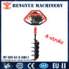 2015 Top Seliing Ground Drill Gasoline Powerful Engine