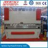 WC67Y-160X3200 NC control steel plate hydraulic press brake