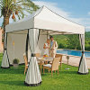 Aluminum Profile Gazebo Folding Tent