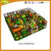 2015 Latest Children Soft Play Castle Equipment