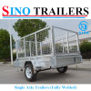 6X4 Box Trailers Fully Welded