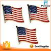 Lot of 3 American Flag Lapel Pins USA Hat Tie Tack Badge Pin