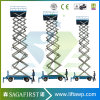500kg 10m Hydraulic Removable Scissor Lift Platform