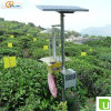 Solar Pest Insect Bug Control Killer Lamp Head Used in Fruit Orchard, Pear, Grapery Vinery, Kiwi Fruit, Plum, Avocado, Nectarine, Peach Tree, Orange