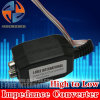 High to Low Impedance Converter for Car