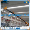 10t Hydraulic Telescopic Boom Ship Deck Marine Crane