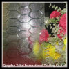 4mm Decorative Honeycomb Pattern Float Glass