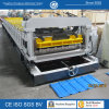 ISO Steel Roof Tile Roll Forming Machine