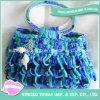 Customized Fashion Sale Hand Knitting Bag Lady Handbag