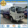 5000L 6 Wheels Sprinkler Truck 5 Tons Water Tank Truck for Sale