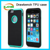 Shockproof Wiredrawing TPU and PC Armor Case for iPhone 7