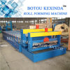 1035 High Quality Colored Glazed Steel Roof Tile Roll Forming Machine