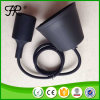 Wholesale Black Silicone Hanging Pendant Light