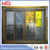 Modern Design Exterior Aluminum Frame Glass Sliding Door in 2017