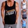Sport Running Singlet, Custom Black Tank Top (A827)