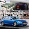 Car Video Interface for Audi 4G Mmi 2017 A4 Q7, Android Navigation Rear and 360 Panorama Optional