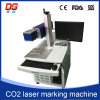 Factory Price for 30W Non-Metal CO2 Laser Marking Machine