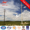 Round Galvanized Steel Electric Pole with Steel Round Pole Prices
