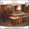 N & L Classic Style Wood Kitchen Furniture with Custom Design