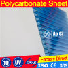 10mm Clear Twin Wall Hollow Polycarbonate Sheet