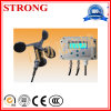 Smart Long-Transmission Wind Anemometer/Speed Sensor for Tower Crane