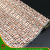 New Design Heat Transfer Adhesive Crystal Resin Rhinestone Mesh (HS17-23)