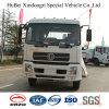 10cbm Dongeng Euro 4 Hook Arm Type Wastebin Skip Lifting Garbage Truck
