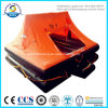 Self-Righting Inflatable Life Raft with 10 Person