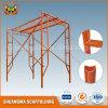 Portable and Mobile Working Platform Frame System Scaffolding