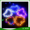 150LED Colorful Christmas Tree Decorative Outdoor Garden Lamp LED Strip Light Waterproof Solar String Copper String Light