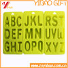 Alphabet Ketchenware Brar High Temperature Silicone Cake Mould Customed (YB-HR-147)