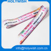 Wholesales Custom Nylon Ribbon with Logo and Picture Printed