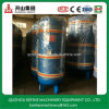 600L 2.5MPa Vertical Carbon Steel Air Storage Tank
