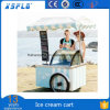 Gelato Ice Cream Cart for Outside Event