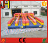 Inflatable Bungee Jump Run 2 Lane Inflatable Bungee Run