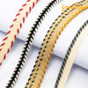 New Design Woven Stripes Trim
