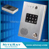 Keypad VoIP System Intercom Door Phone Audio Door Phone to Unlock