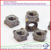 Low Price High Quality Square Weld Nuts DIN928, China.