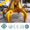 CE GOST Electric Hydraulic Clamshell Grab Bucket for Scrap and Metal Lifting Clamp (QZ)