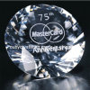 Crystal Diamond Paper Weight for Wedding Favors