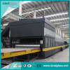Landglass Flat and Bent Glass Force Convection Tempering Line