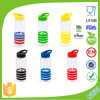 Plastic Sports Water Bottles with Filters Dn-137