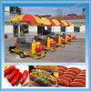 2017 New Desjgn Hot Dog Machine Made in China