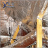 Foil Faced Pipe Insulation Material