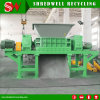 Twin Shaft Scrap Printer Shredder for E-Waste Recycling