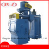 Q326ea Rubber Belt Tumble Shot Blasting Cleaning Machine