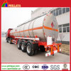 Tri-Axle 21000 - 60000 Liters Carbon Steel Semi Trailer Fuel Tank