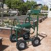 Garden Heavy Duty Yard Water Hose Reel Cart 300FT