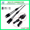 Y-Type 1 to 2 Mc4 Solar Panels PV Connector