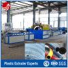 Plastic Fiber Braided PVC Transparent Clear Water Pipe Extrusion Machine